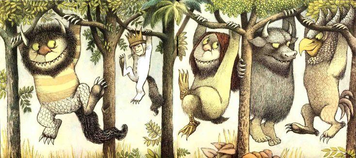 Maurice Sendak. Where the Wild Things Are