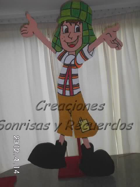 212 best images about chavo del ocho party ideas on Pinterest  Candy ...
