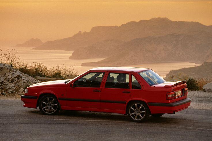 Volvo 850R - a very rare model.