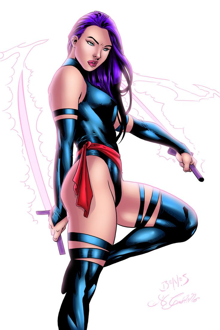 x men girls hot