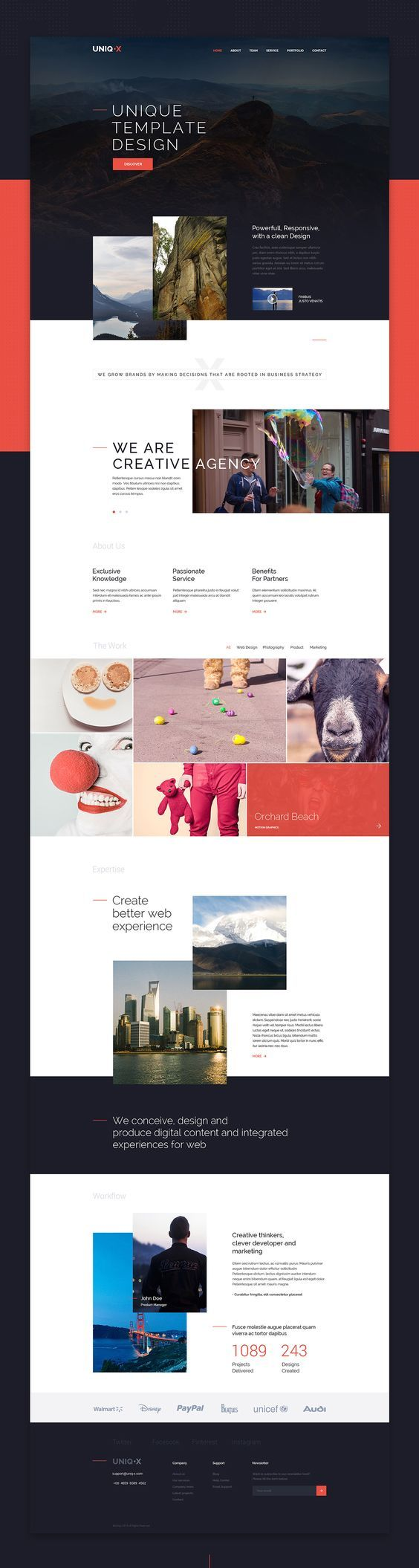 Out with the old and in with the new – Web Design Inspiration 2017! If you've been following this blog for any number of posts (or years) it's often about web design inspiration, but time slows for no man, and this web design inspiration 2017 list is intended to get the juices flowing for what... Read the full article
