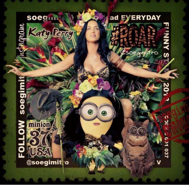 Katy Perry Minion