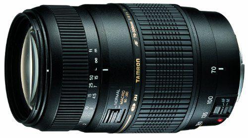 Tamron AF 70-300mm f/4.0-5.6 Di LD Macro Zoom Lens with Built In Motor for Nikon Digital SLR