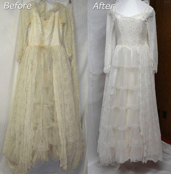 Perfect Where a family members old dress can be a good idea but if it was Old DressesDry CleaningIts