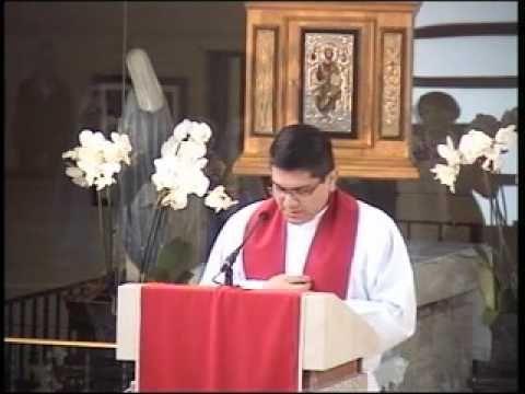El Rincon de mi Espiritu: Santa Misa - Martes 25 de abril, 2017 - San Marcos...