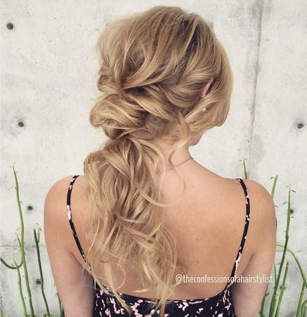 26 Stunning Half Up Half Down Hairstyles