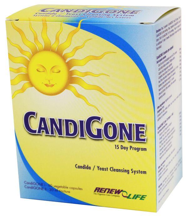 Renew Life CandiGONE 15 Day Kit | Sunrise Health Foods