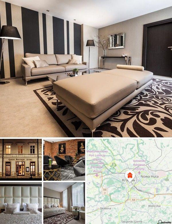 Cet hôtel central se trouve entre la vieille ville de Cracovie, Kazimierz, à proximité de nombreuses attractions touristiques. Compter seulement 700 m pour rejoindre le château de Wawel et 1 km pour la place du marché. Les gares routière et ferroviaire sont à un peu moins d'1,5 km de l'hôtel.