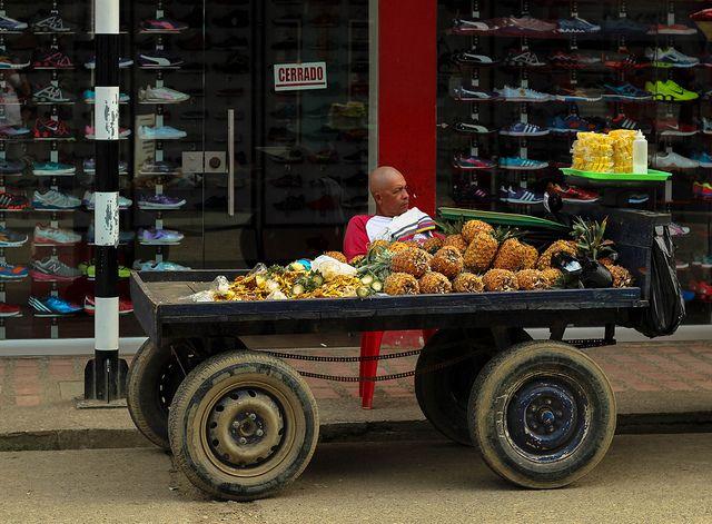 Vendors - Turbo, Colombia