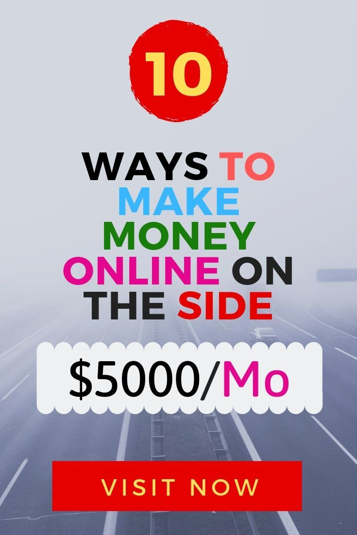 10 Side Hustle Tips and Ideas To Make $5000/Month Extra Cash At Home