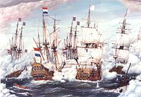 Anglo-Dutch Wars - Four Day Battle of 1666.
