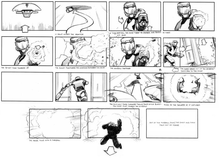 9 Best Story Boards And Cool Illustrations Style Images On
