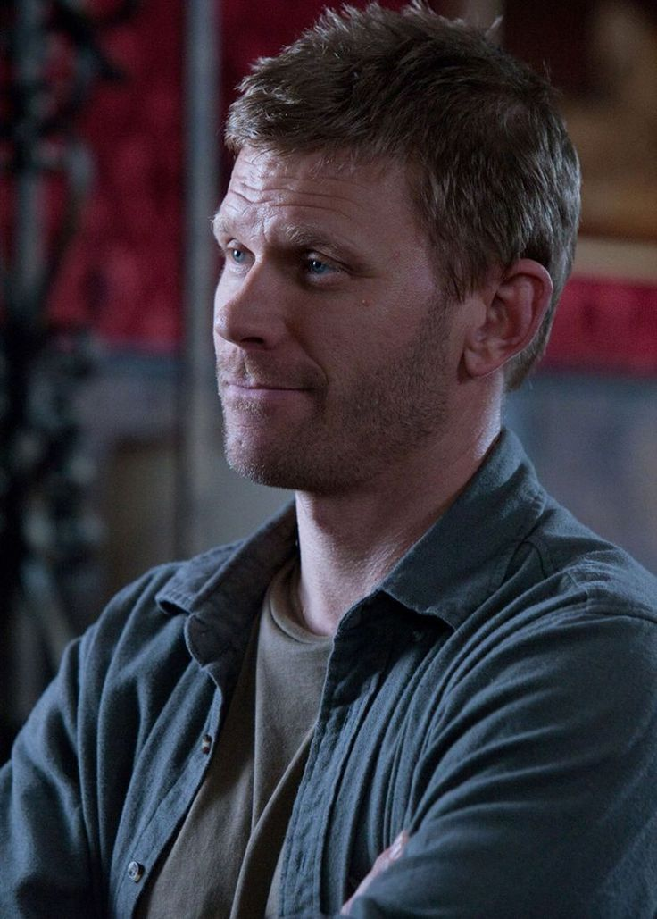 Image result for mark pellegrino Lucifer smiling maniacally