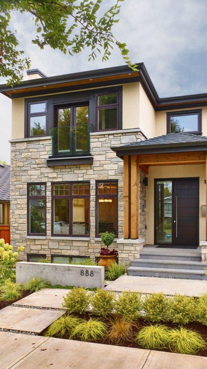 9 Beautiful Exterior Home Design Trends Pinterest