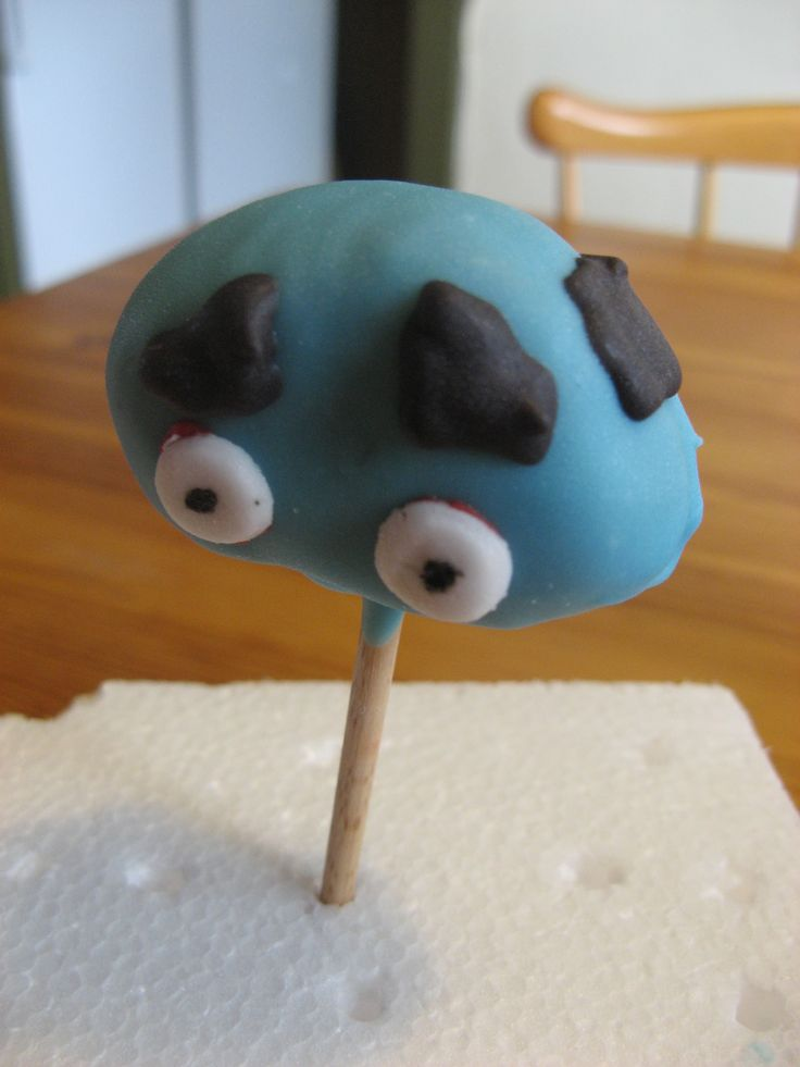 my first pop cakes