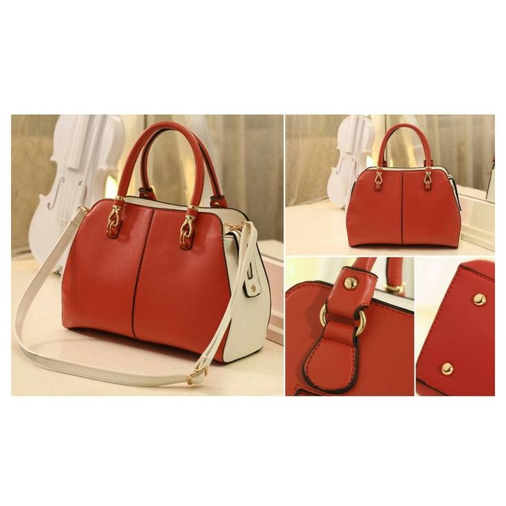 RBA1993 Colour Red  Material PU  Size L 31 W 13 H 20.5  Weight 0.8  Price Rp 205.000