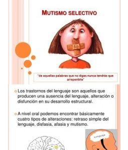 www.mutismoselectivo.com | Mutismo selectivo 3 cuatri