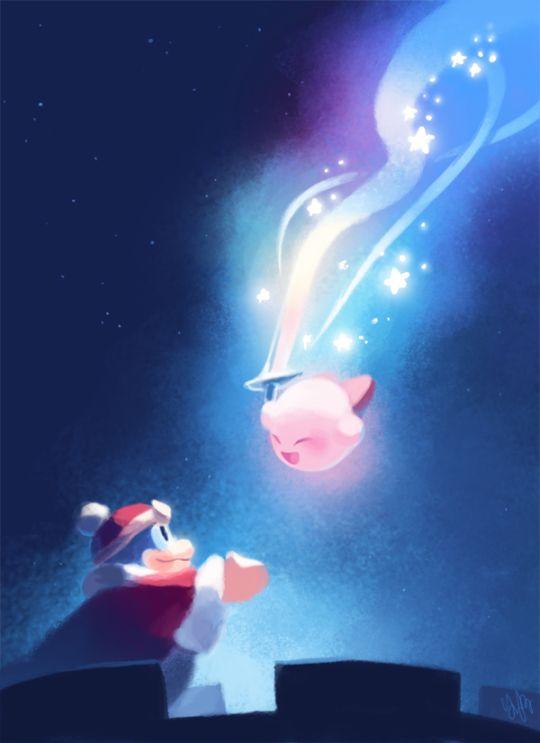 By gigi d.g. #Kirby #Nintendo #fanart