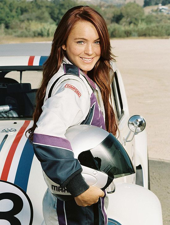 I got Maggie, Herbie Fully Loaded - Which Lindsay Lohan Character Are You? - Take the quiz!