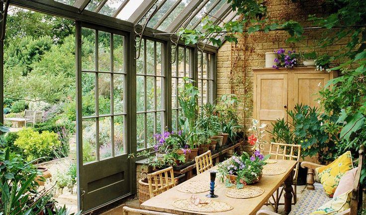 Serre greenroom