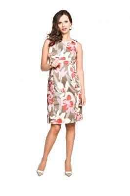 Sukienka Eldora w kwiaty/Dress Eldora http://maternity24.pl/pl/p/Sukienka-Eldora-w-kwiaty/1499