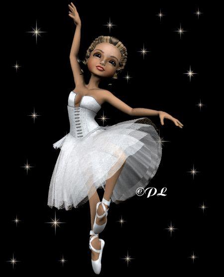 анимация балерина картинки поисках