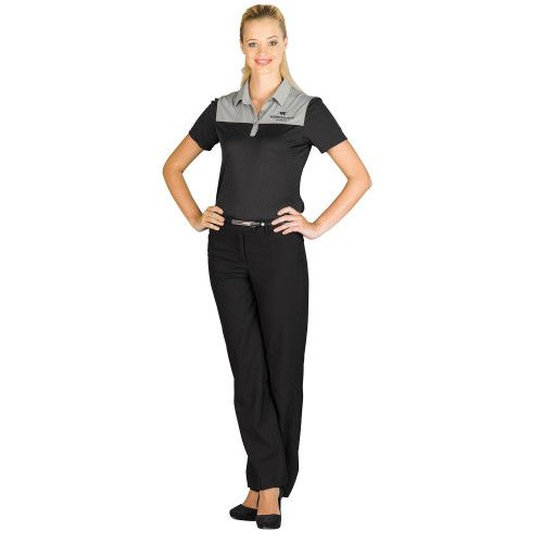 Cutter And Buck Kingston Golf Shirt Ladies