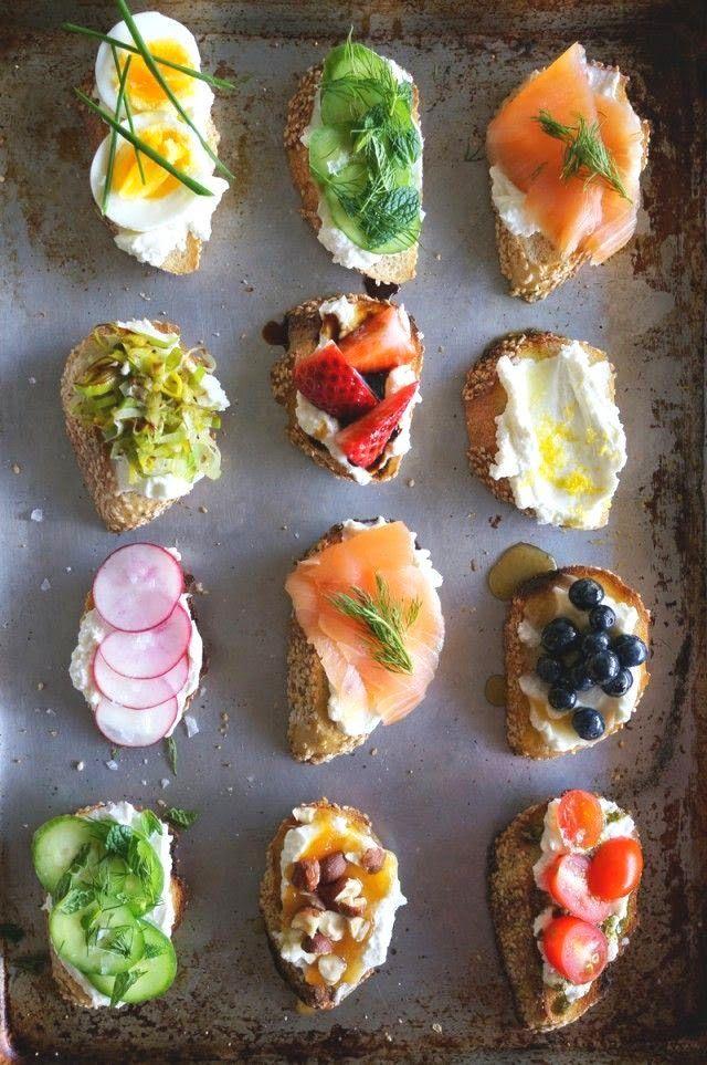 Des couleurs, de la fraîcheur et du goût pour des apéritifs festifs ! #enviedebienmanger