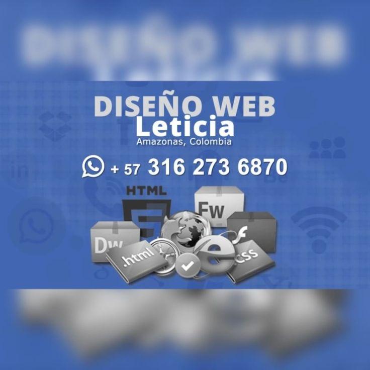 Diseño Web Leticia Colombia, Diseño Web, Diseño Web en Leticia, Diseño Web Leticia, Leticia, Oferta, Publicidad, Servicio, Servicio Profesional