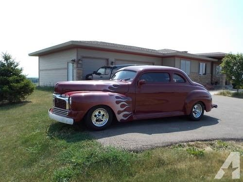 1948 ford custom/coupe | 1948 Ford Mercury Coupe - STREET ROD for sale in Monticello, Wisconsin