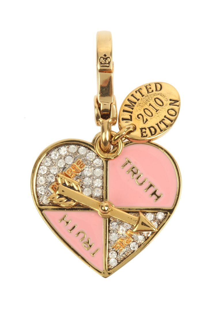 Juicy Couture Charms  Juicy Couture Accessories