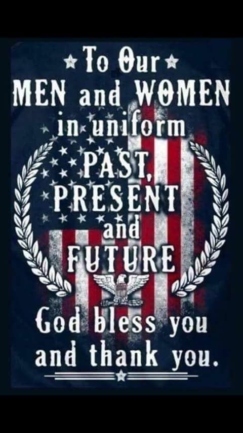 """seasonalwonderment: """"Veterans Day ~ Friday, November 11, 2016 Heartfelt thanks to all who have served our country in the armed forces! """""""