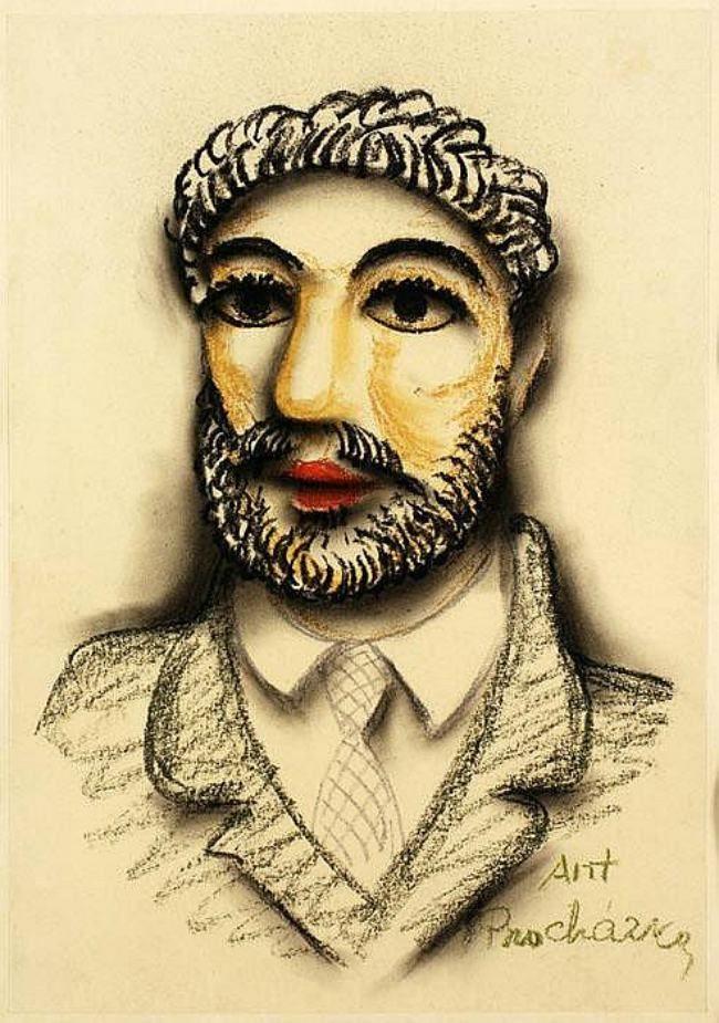 Antonin-Prochazka-Czech-Artist-Painter-Tres-Bohemes(34)