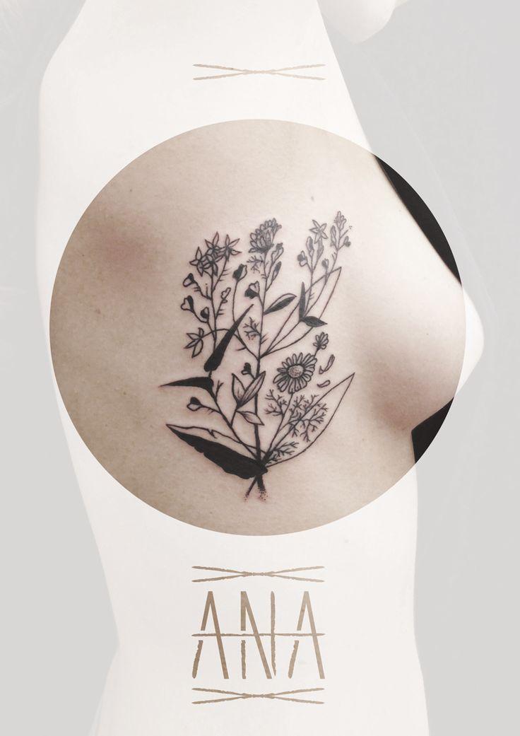 TATTOOS BY ANA | Toe Loop Tattooing