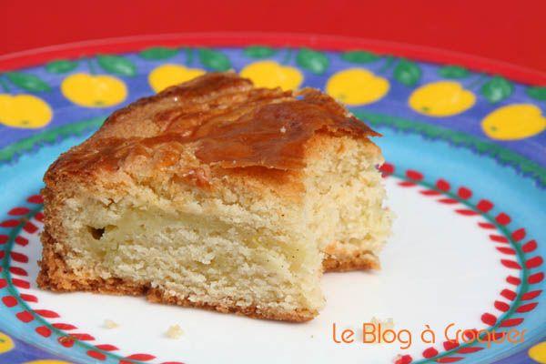Le gâteau basque, selon Pierre Hermé - Le Blog à Croquer