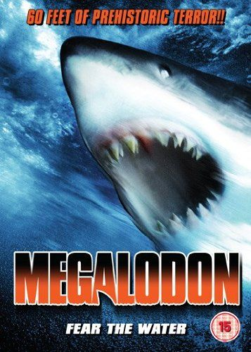 Megalodon [DVD] Quite a good B movie 3*** | JAWS & OTHER ...