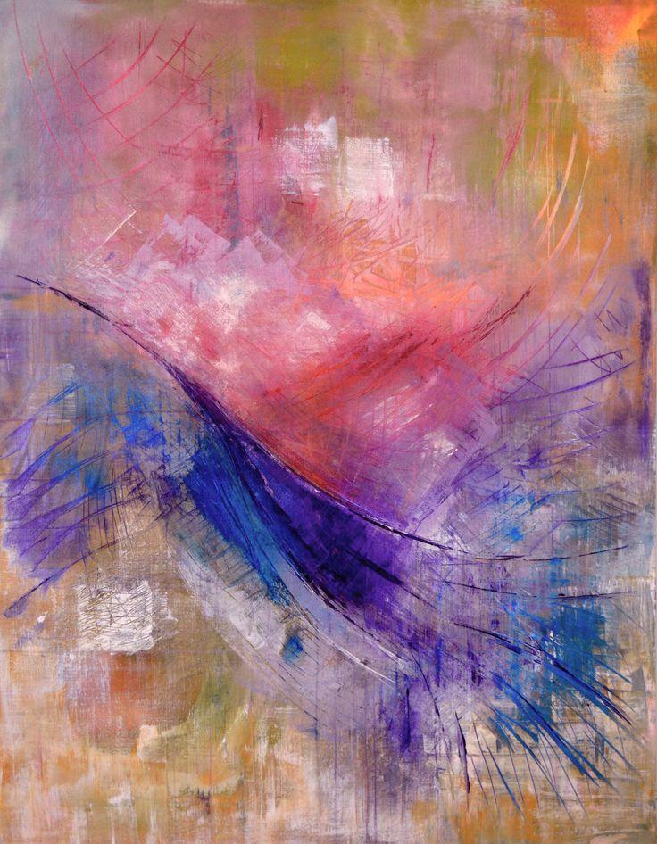 'Revival' by Uxbridge Ontario painter Carolyn Bather. Carolyn's inspiration…
