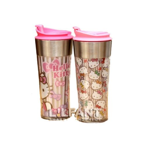 LILFANT Housewares Household Articles - Artist Stainless Hello Kitty Tumbler
