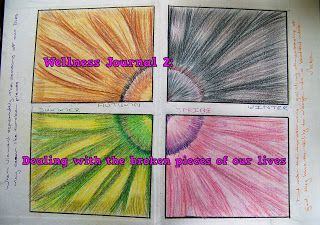 A Pretty Talent Blog: Wellness Journal 2: Considering The Broken Pieces Of Your Life