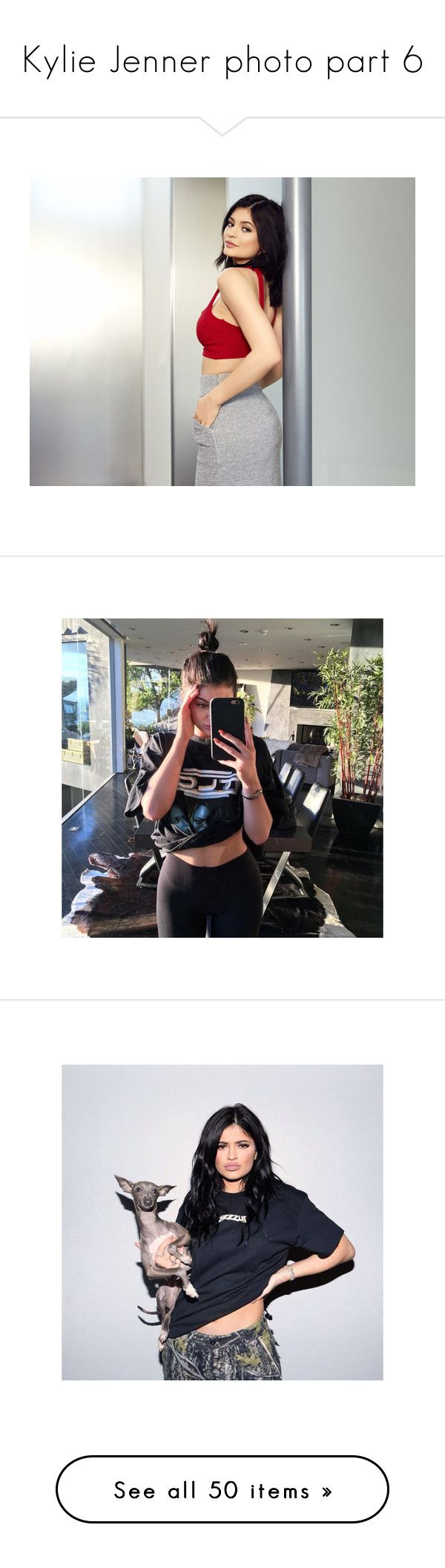"""""""Kylie Jenner photo part 6"""" by milenn-h ❤ liked on Polyvore featuring kylie, kylie jenner, girls, hair, jenner, pictures, home, home decor, frames and hairstyle"""