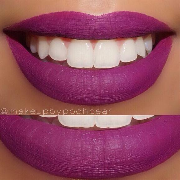 Vintage Liquid Lips by @anastasiabeverlyhills