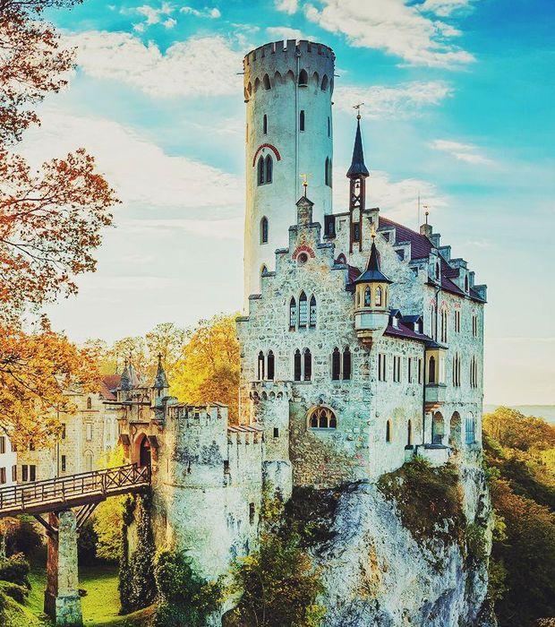 1000 id es sur le th me ch teaux allemagne sur pinterest for Image chateau princesse