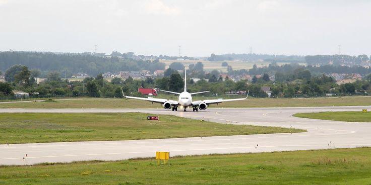 #AirportGdansk #Gdansk #Airport #Plane #PlaneSpotting; photo: Marek Osiak