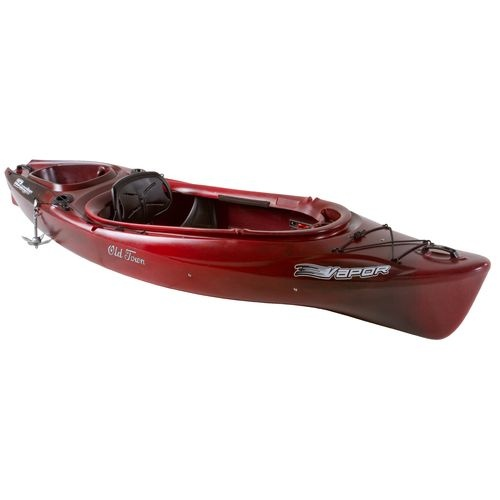 Old town vapor 10 angler 10 kayak camp out pinterest for Academy sports fishing kayaks