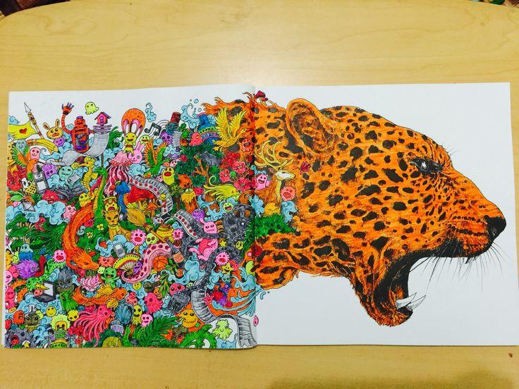 Animorphia Adult ColoringColoring BooksJohanna