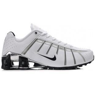 www.asneakers4u.com/ 429869 007 Nike Shox O Leven White Black J05016 · Nike  Air Max ...