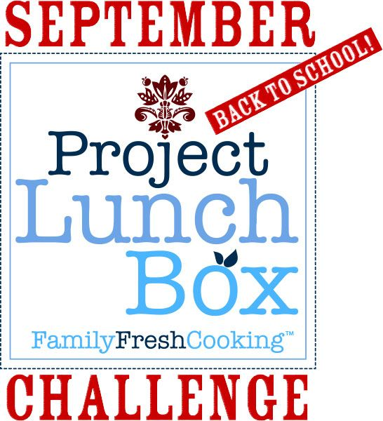Project LunchBox September Challenge! | FamilyFreshCooking.com