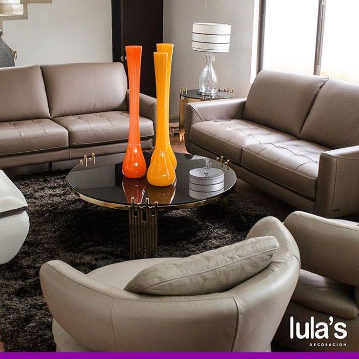 Para tener espacios cómodos, es importante que todos los elementos estén bien distribuidos. En la sala los muebles juegan un papel fundamental en esta decisión, evalúa las dimensiones y elige acorde.  En #Lulas te brindamos la asesoría que necesitas. Estamos ubicados en la transversal 6 # 45 -79 Patio Bonito, Medellín, Tel: 2684641  #Decoracion #Sala #Comedores #Hogar #AccesoriosHogar #Muebles #Sillas #DecoradorDeInteriores #Home #casa #furniture #Decorar #Tendencias #Home #arquitetura…