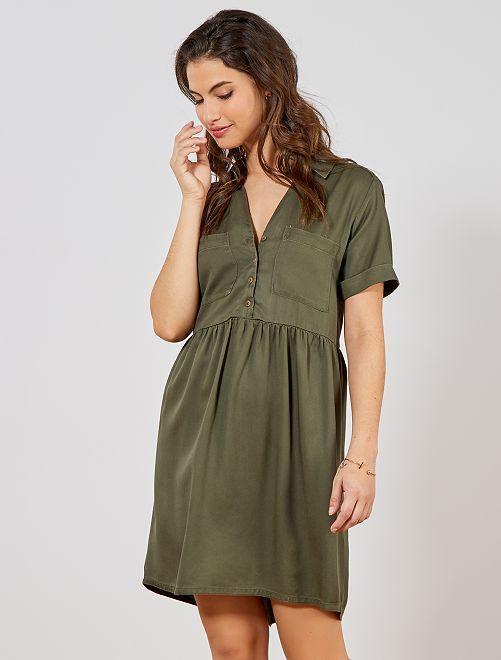 3636e7367 Vestido vaporoso estilo babydoll en 2019 | El look | Vestidos, Ropa ...