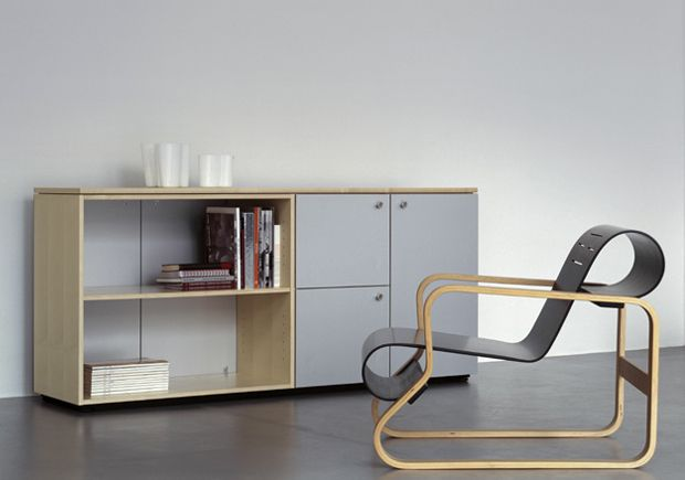 Interiors and Furniture at sdr (System Furniture Dieter Rams)